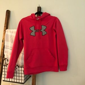 Under armor thermafit sweatshirt